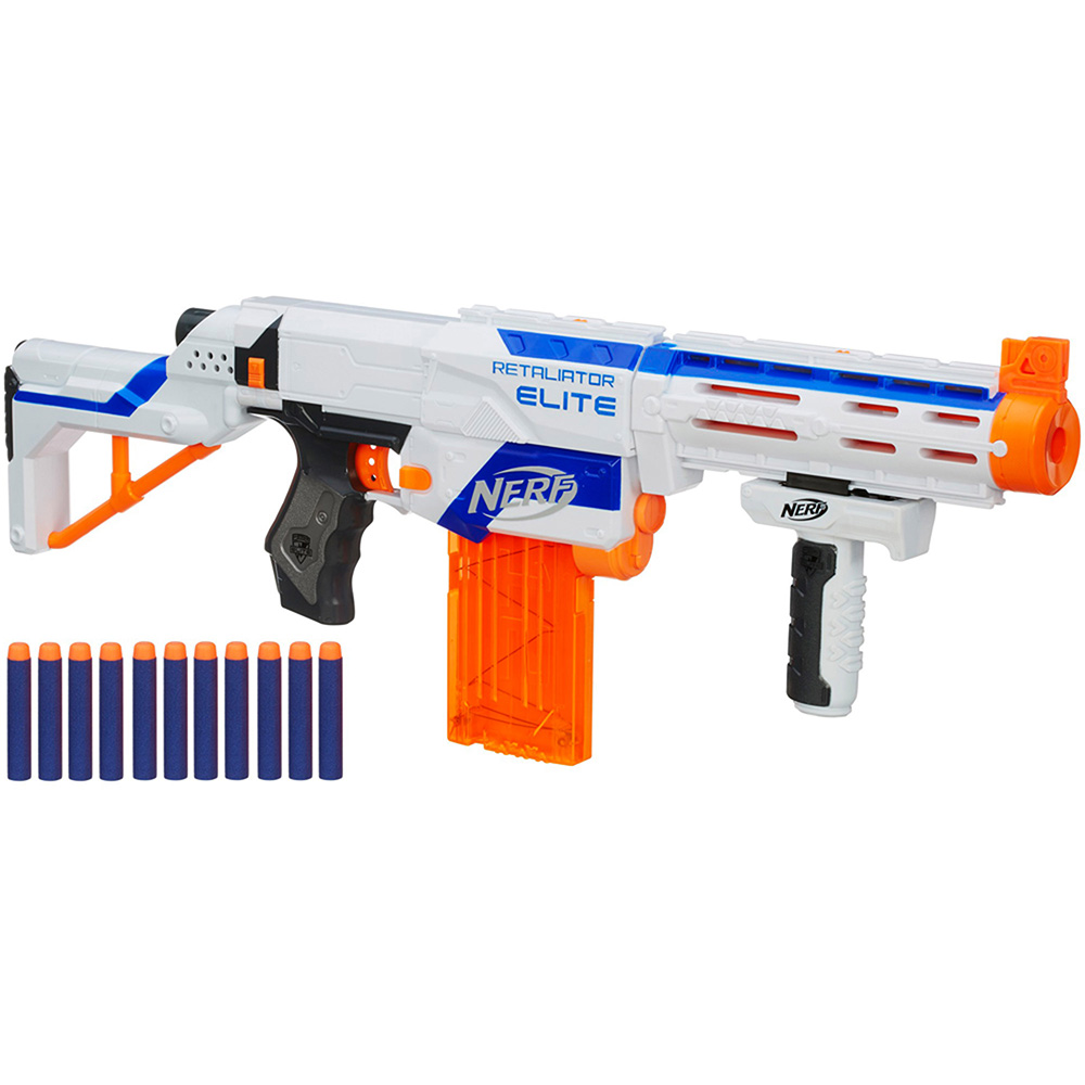 Usd 5546 Hasbro Nerf Heat Elite Series Remote Speed Sight Launcher Soft Bullet Lightbox Moreview
