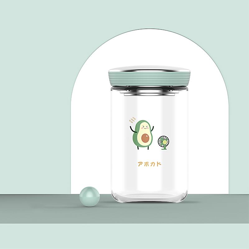 玻璃杯男女ins風辦公室家用學生泡茶水杯子帶把便攜可愛日系簡約