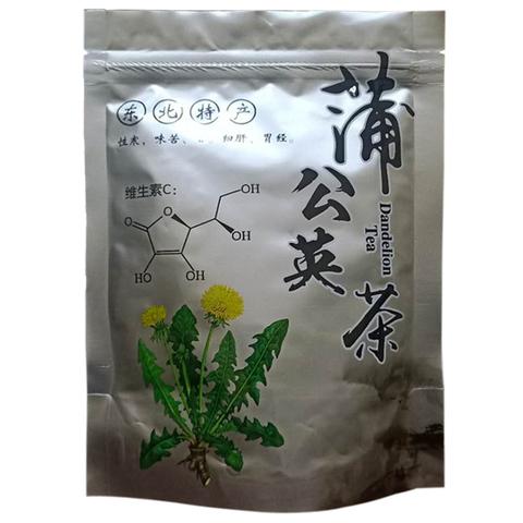 蒲公英茶叶长白山野生天然新鲜大根炒熟50克正品特级养生婆婆丁茶