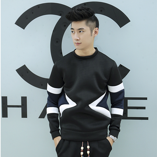Space Cotton Sweater In Autumn...