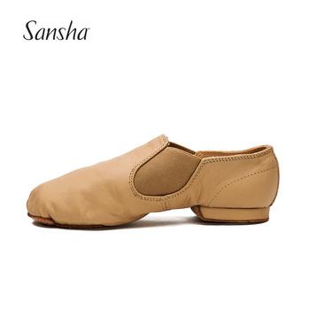 Обувь,  Sansha франция санши для взрослых современный обувь сэр обувной короткая помогите теснота танец обувной корова кожа практика гонг обувной, цена 1904 руб