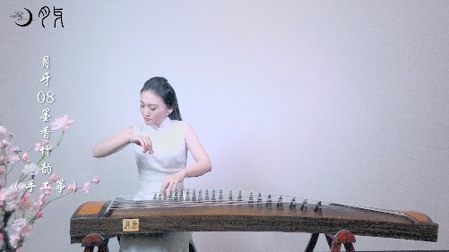《女兒情》古筝(片段欣賞)