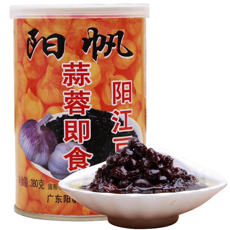 【买二送一】阳江黑豆豉酱380g