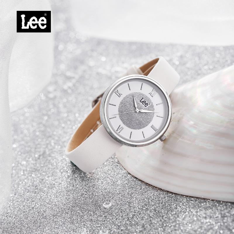 Lee简约气质情侣款手表
