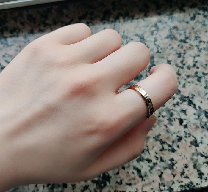 Danielwellington戒指