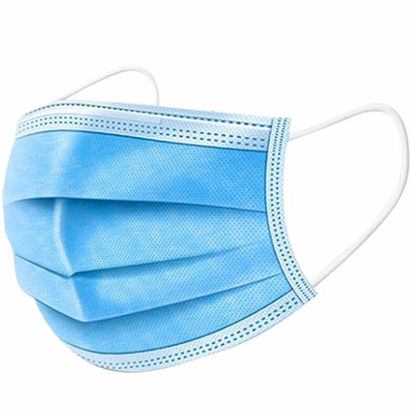 现货!【100只装】一次性医用医疗口罩