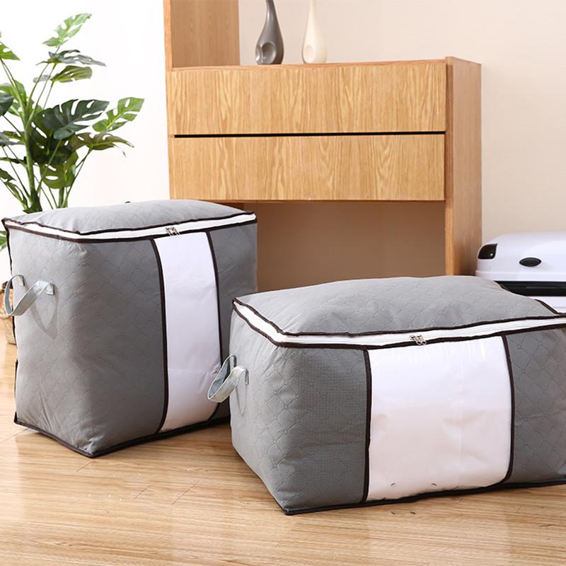 收纳袋整理袋衣服棉被搬家行李打包超大衣物防潮储物装被子得袋子