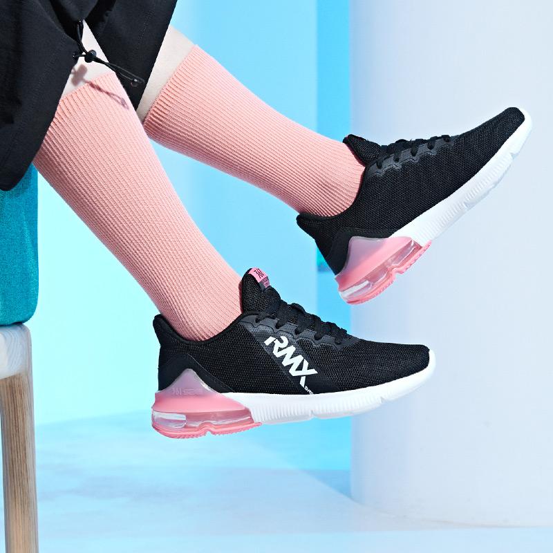 361度 19年春季新款 女式气垫减震跑步鞋 运动鞋 天猫优惠券折后¥159包邮(¥199-40)多色可选 可凑单满300-30