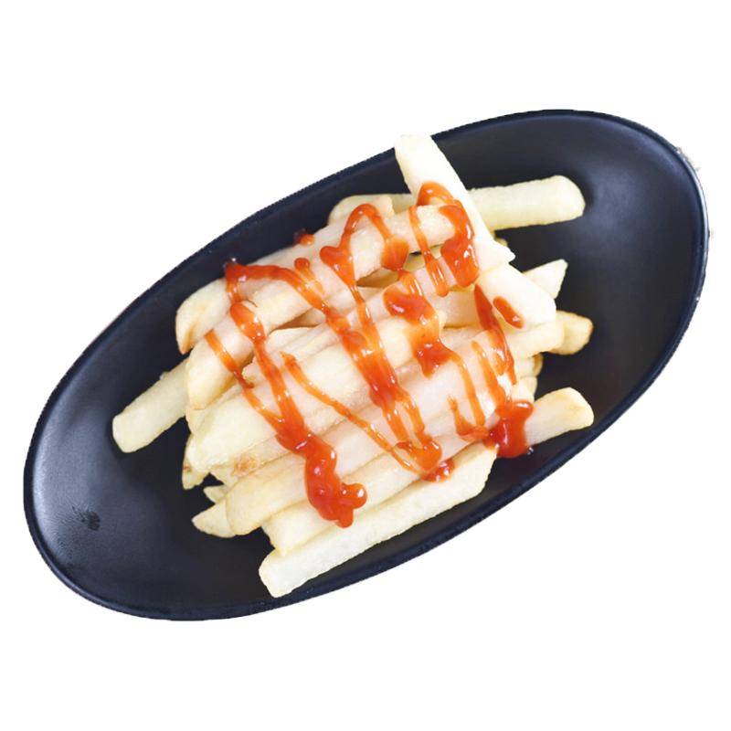 冷冻薯条半成品细薯条粗薯冷冻薯条油炸薯条速冻油炸食品免邮2kg