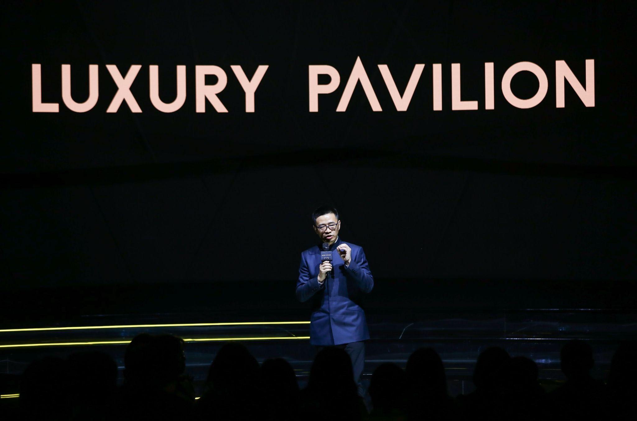 天猫发布奢侈品战略,未来三年有小目标