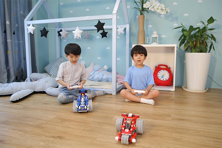 孩子创造想象力不足?2种常见玩具激发它