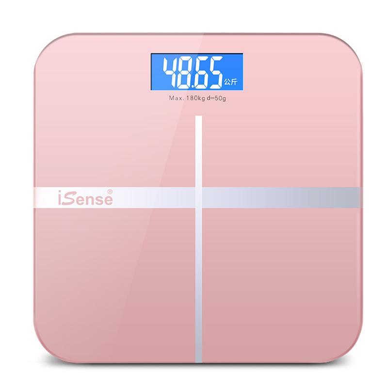 Электронные напольные весы они Перезаряжаемые электронные весы весы весы бытовой тела точная потеря для взрослых взвешивания весоизмерительных 体重器