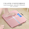 iSense charging electronic weighing scales household human scales smoke accurate adult weight loss weighing measurement weight female