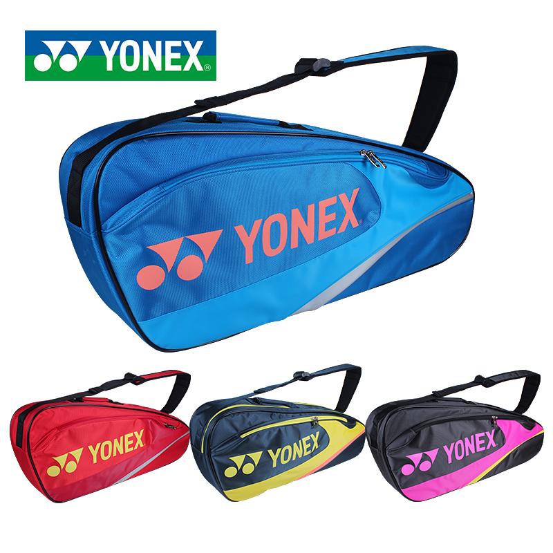 Подлинный YONEX yonex бадминтон пакет 3/6 палочки мужской и женщины YY бадминтон моно,парный сумка на плечо