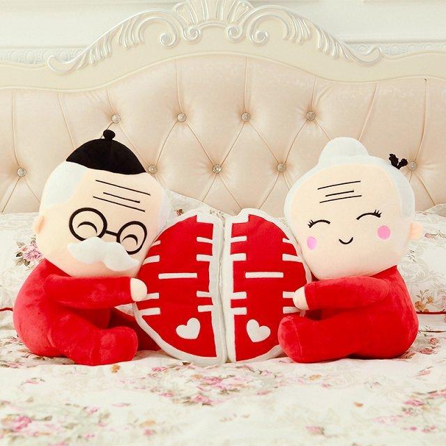 Wedding Gift For Malay Couple : Creative Wedding Gift Wedding Doll Couple 11street Malaysia - Dolls