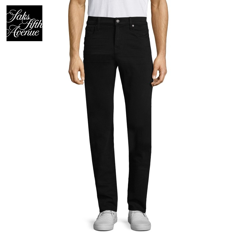 7 For All Mankind Men's Feet Jeans