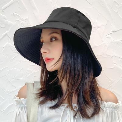 【毕业旅游季】日系双面防晒渔夫帽
