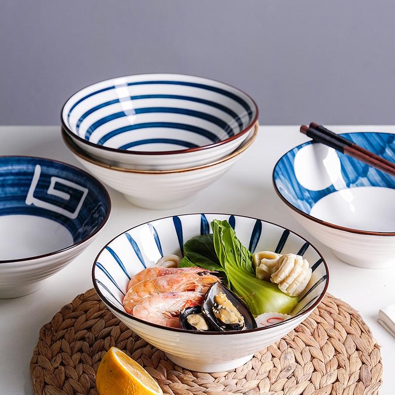 日式拉面碗