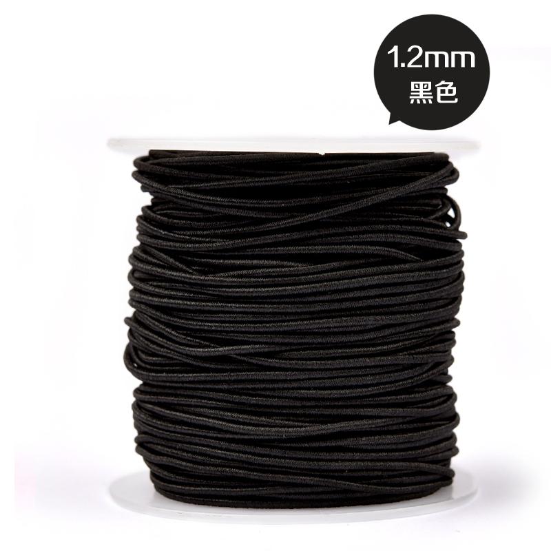 1.2mm черный Один рулон