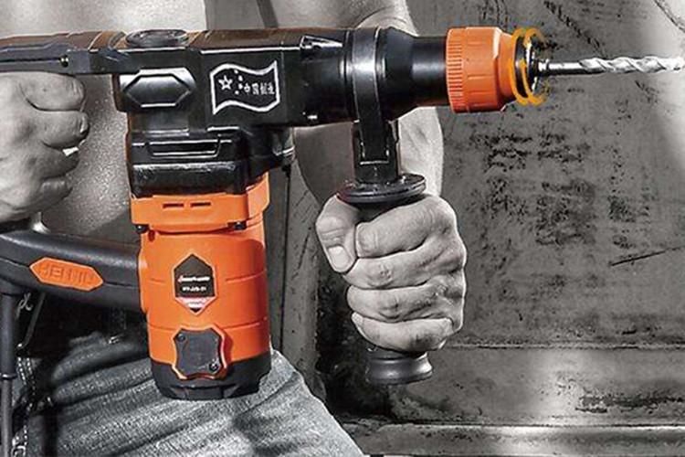 新式电锤,让工作和生活都很惬意