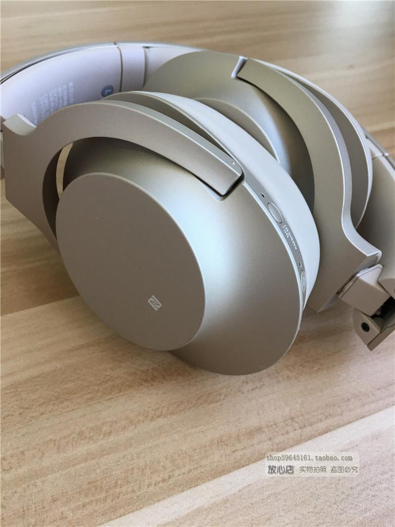 Usd 31723 New Wh H900n H800 Sony Mdr 100abn Headset With Hear On Wireless Noice Cancelling Headphone Blue Lightbox Moreview