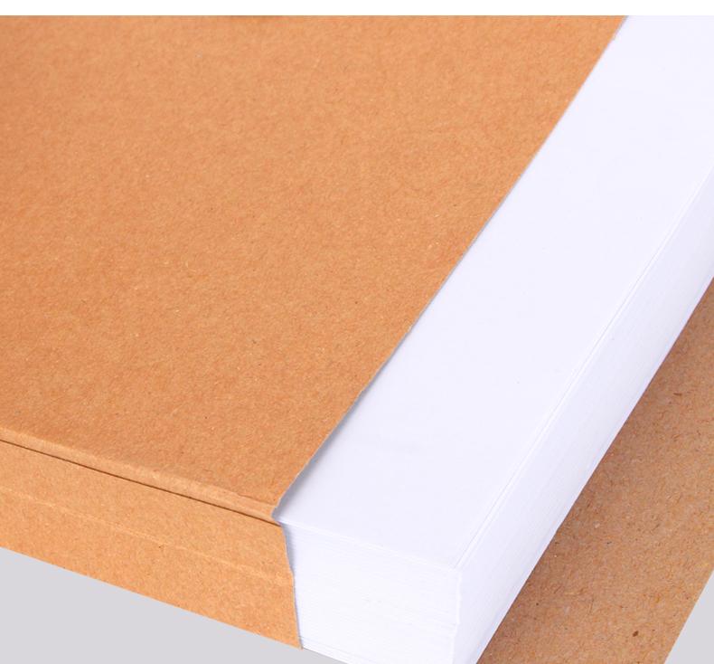 个檔案袋牛皮纸文件袋加厚纸质投标袋大号办公资料袋定製批发人事材料塑料收纳袋可印刷定做包邮详细照片