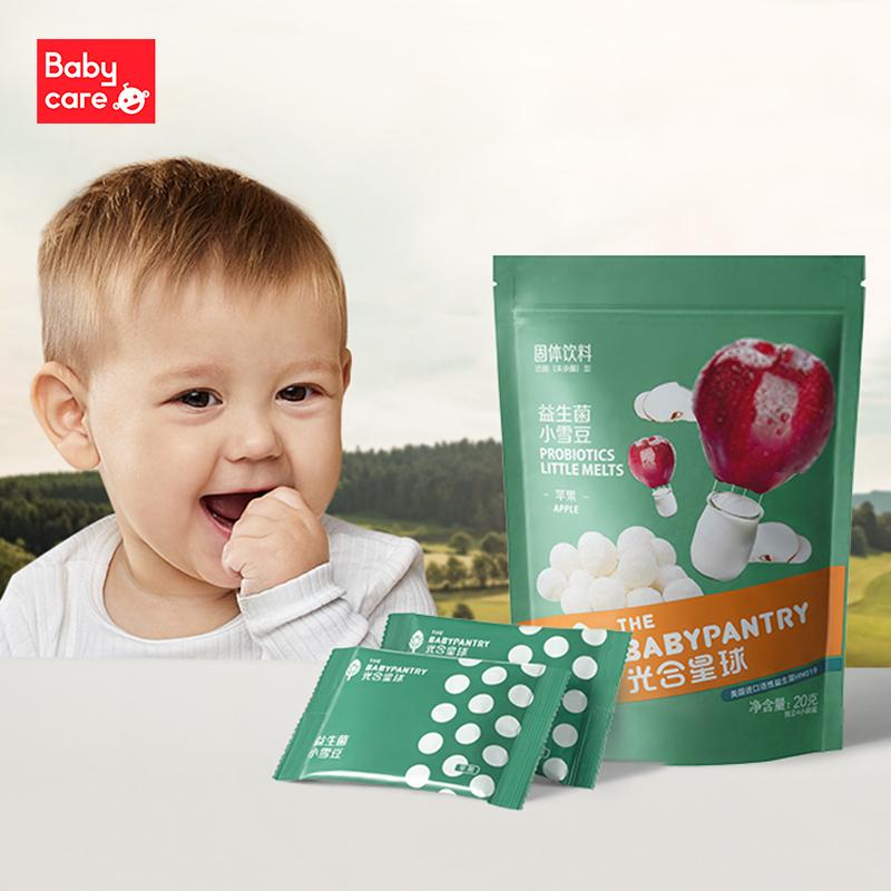 光合星球溶豆babycare新西兰辅食品牌婴儿溶豆豆宝宝零食无添加