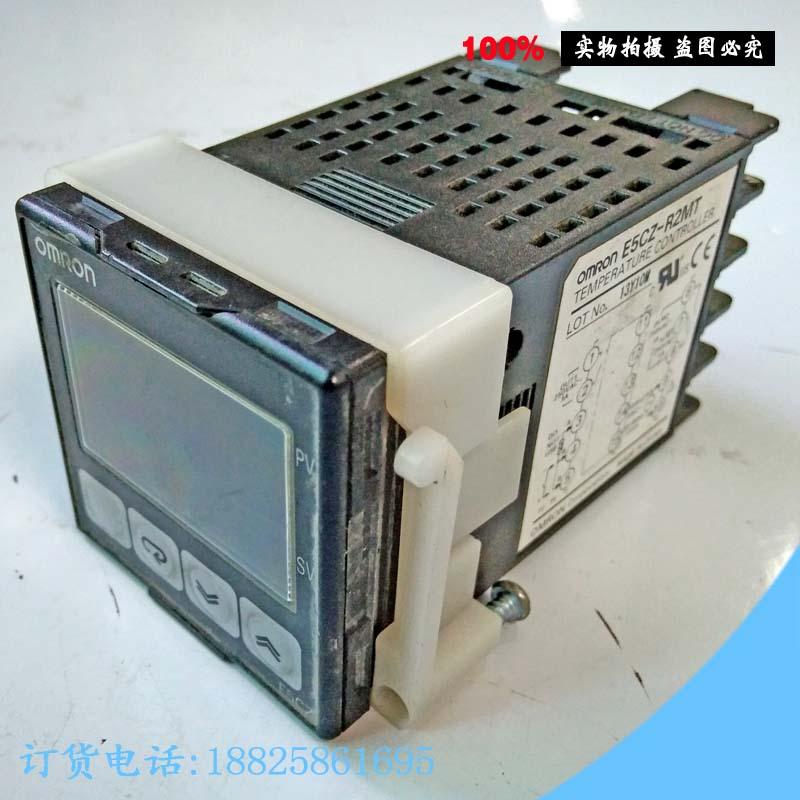 拆机原装OMRON欧姆龙E5CZ-R2MT温控器仪表成色完好现货新功能售