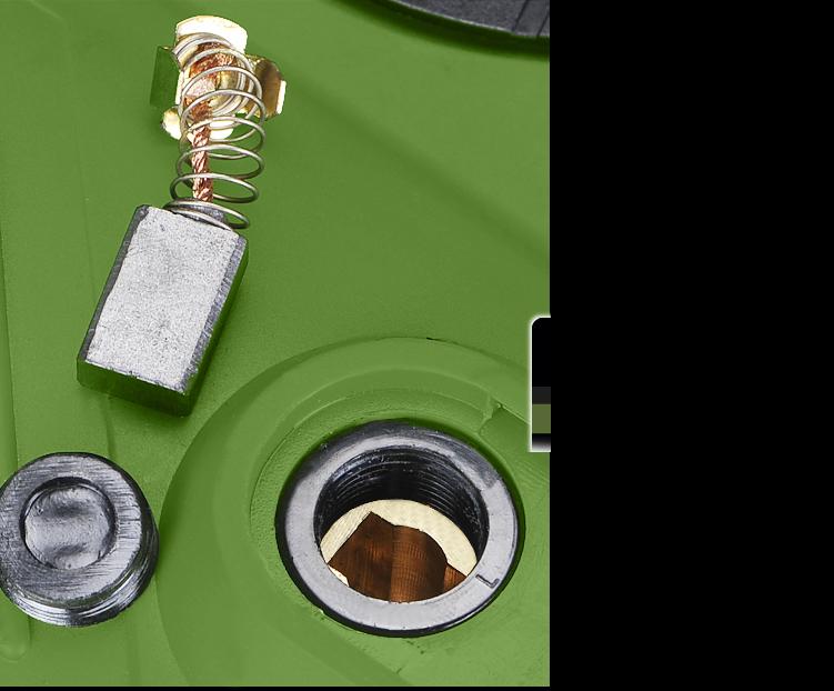 Xe tăng công cụ phụ kiện ban đầu máy mài góc máy điện cơ búa điện tròn cưa máy cắt thép cơ điện chọn bàn chải carbon gốc - Phần cứng cơ điện