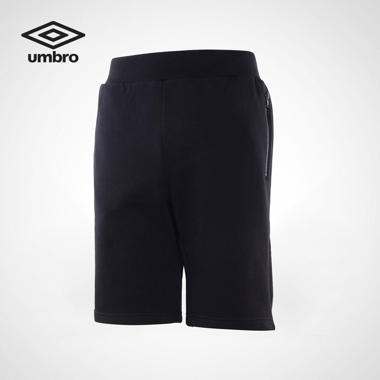 Umbro UMBRO của nam giới mùa hè quần short giản dị quần thể thao với hoang dã thường cotton quần ngắn năm quần nam