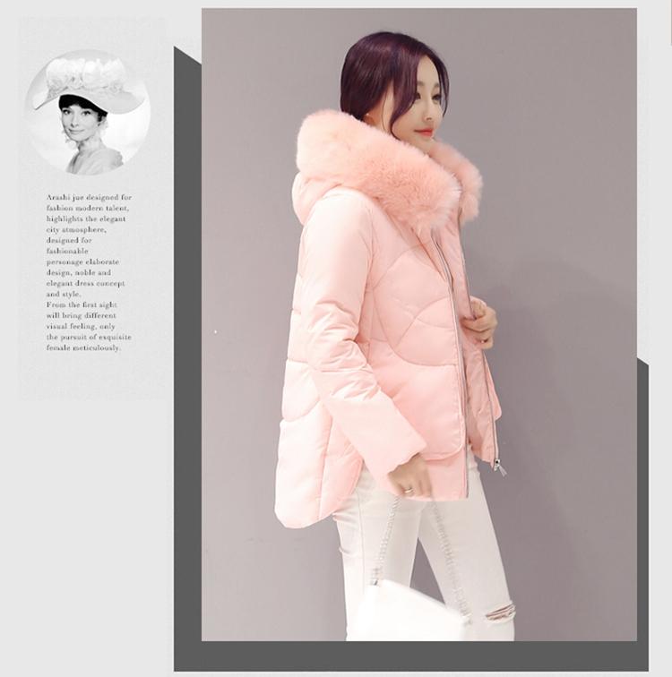 Скидки на Специальное предложение в длинный участок Корейский хлопок женский размер хлопок блузка толстая куртка