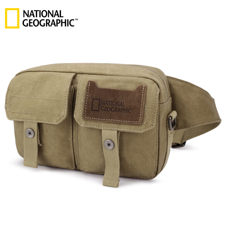1675e5f78fc National Geographic National Geographic pockets outdoor leisure  multi-functional sports canvas N03902. Zoom · lightbox moreview · lightbox  moreview ...