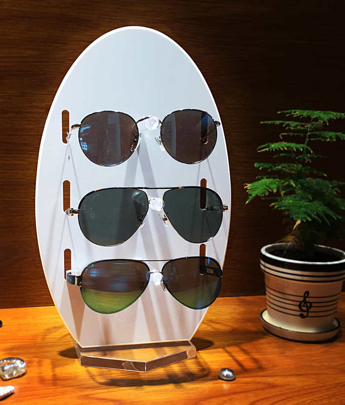 713f17bb88 Nine degrees creative yl003 acrylic glasses sunglasses display stand  organic shelves placed props display shelves. Zoom · lightbox moreview ...