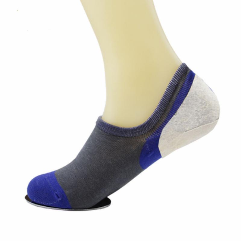 BSFL\\\/葆诗防裂袜子脚裂袜后跟足裂袜裂脚干裂家居隐形夜用防裂袜