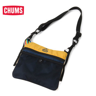 CHUMS/Chachaniao Japanese trend outdoor universal shoulder bag portable carry bag CH60-2840