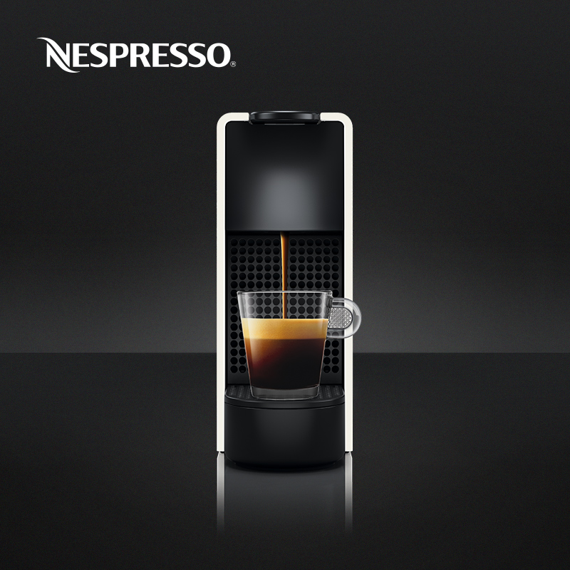 USD 210.87] NESPRESSO Essenza Mini C30 imported European full ...