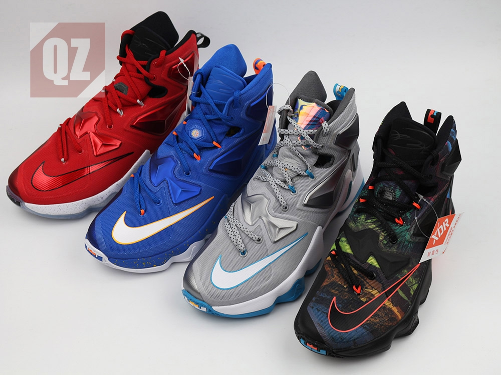 LBJ13 Nike James 13 generation basketball shoes 807220-060 106 144 500 461  008 108 0d9912f636c5