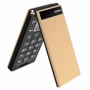 康佳U11翻盖手机老人机超长待机