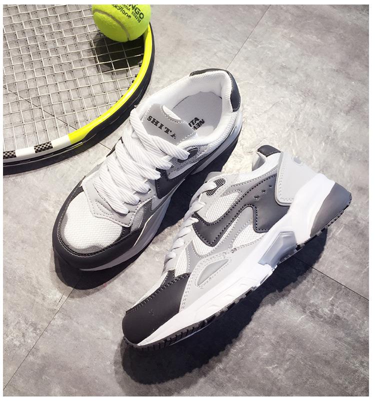 Chaussures de printemps femme en PU ronde sangles croisées, Modèles mélangées, Génoise, étanche - semelle caoutchouc - Ref 997991 Image 27