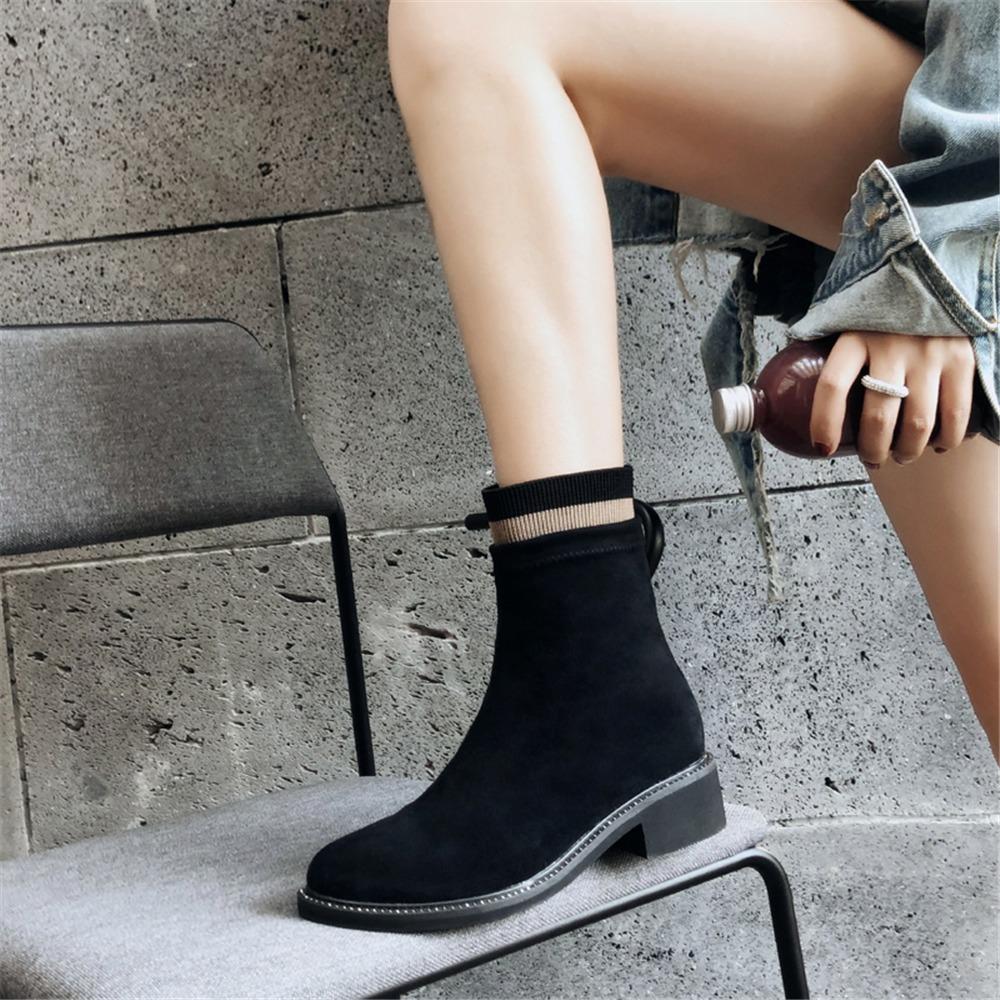 秋季保暖又时尚一双靴子帮你get所有12