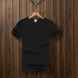 男女情侣夏季速干面料短袖T恤劵后5.8元包邮