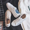 Small white shoes women's shoes 2018 spring new Korean version of the wild students Harajuku ulzzang autumn canvas shoes shoes