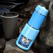 二代迷你手动胶囊咖啡机,送给喜欢喝咖啡的男友礼物