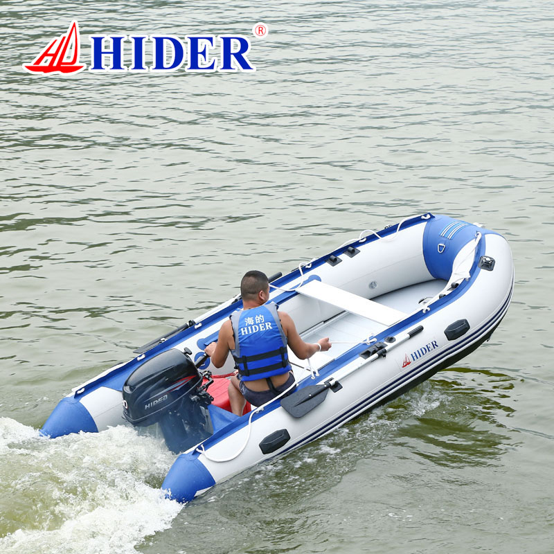 HIDER sea inflatable boat rubber boat thicken inflatable boat kayak