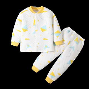 儿童内衣套装秋冬保暖秋装睡衣