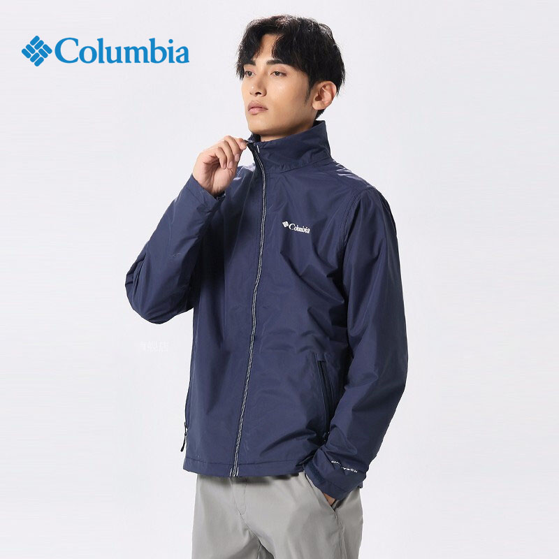 Colombian men's single-layer assault jacket autumn outdoor climbing thin waterproof jacket single punch WE0049.
