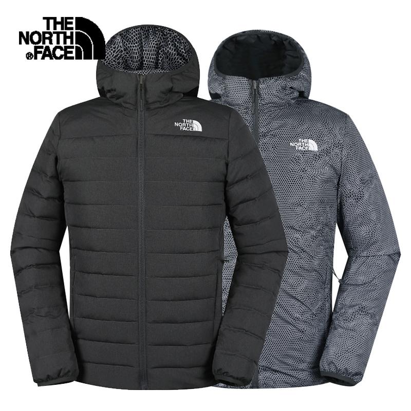 TheNorthFace北面羽绒服男装户外700蓬鹅绒羽绒衣保暖外套3KTEDYZ