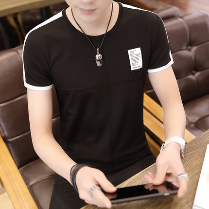 Short Sleeve 909 Black