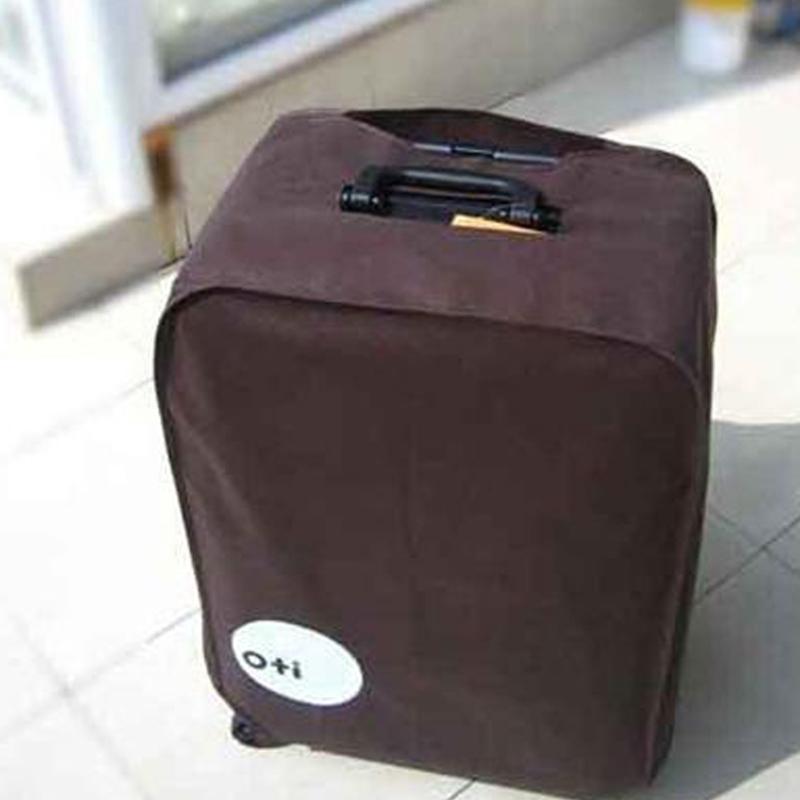 New hành lý trường hợp xe đẩy bảo vệ bìa du lịch mật khẩu nội trú trường hợp bag bìa box bìa bụi che mà không cần chống vải bìa