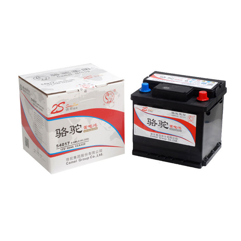 Camel battery 12V40AH is suitable for BYD F0 new Jetta special